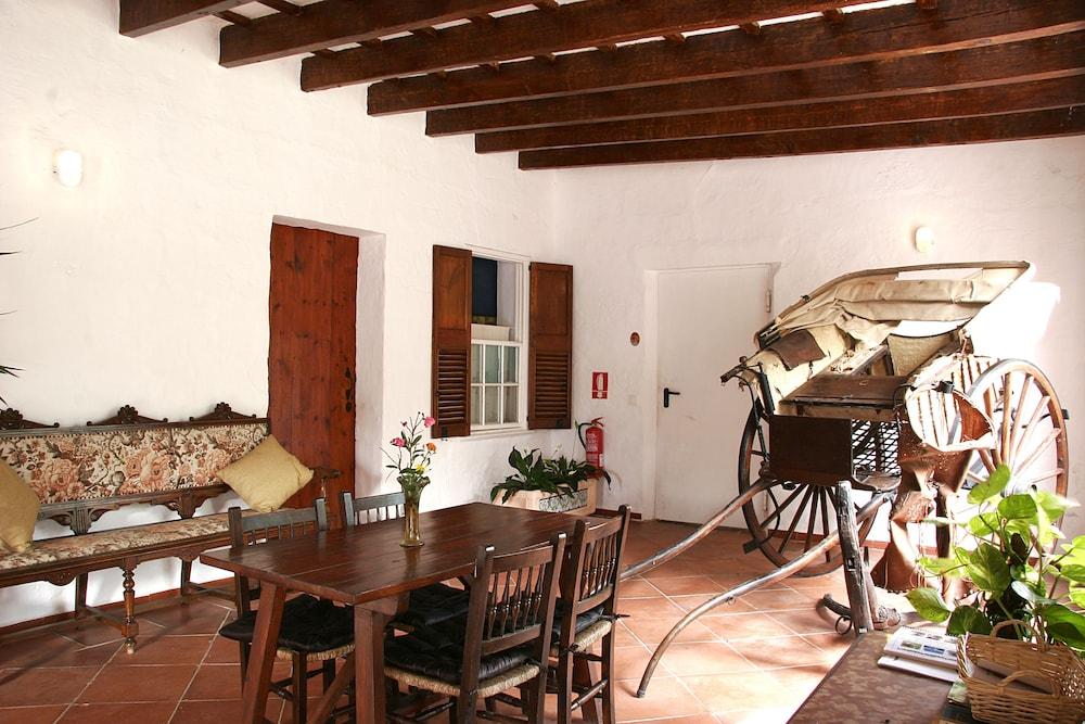 마트사니 그란 아그로투리스모(Matxani Gran Agroturismo) Hotel Image 4 - Reception