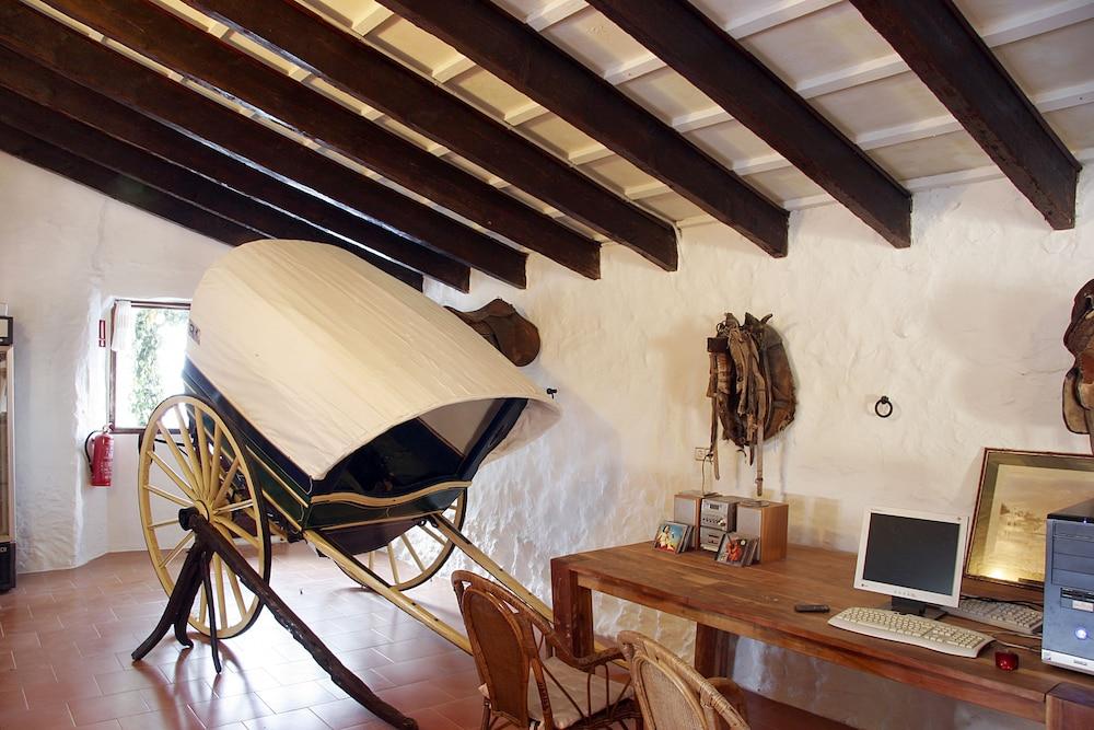 마트사니 그란 아그로투리스모(Matxani Gran Agroturismo) Hotel Image 63 - Library