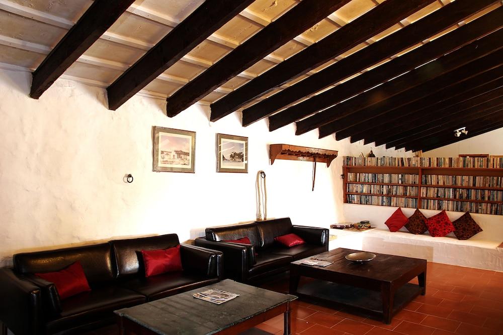 마트사니 그란 아그로투리스모(Matxani Gran Agroturismo) Hotel Image 1 - Lobby Sitting Area