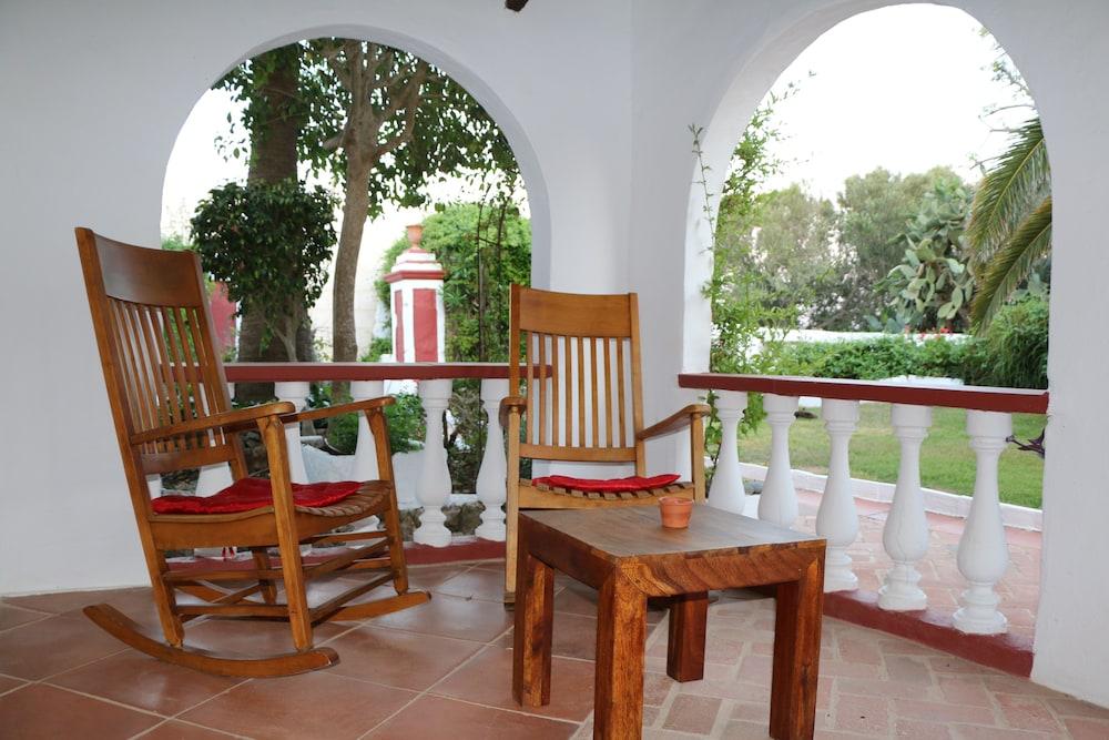 마트사니 그란 아그로투리스모(Matxani Gran Agroturismo) Hotel Image 30 - Balcony