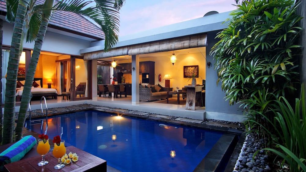 부미 링가 더 프라타마 빌라스(Bumi Linggah The Pratama Villas) Hotel Image 19 - Guestroom View