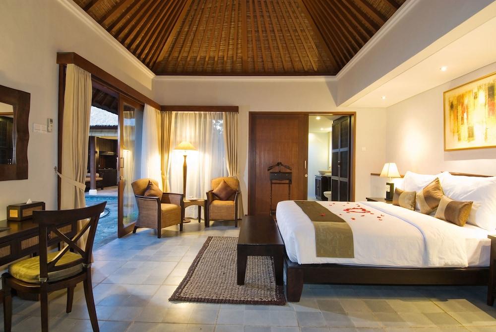 부미 링가 더 프라타마 빌라스(Bumi Linggah The Pratama Villas) Hotel Image 8 - Guestroom