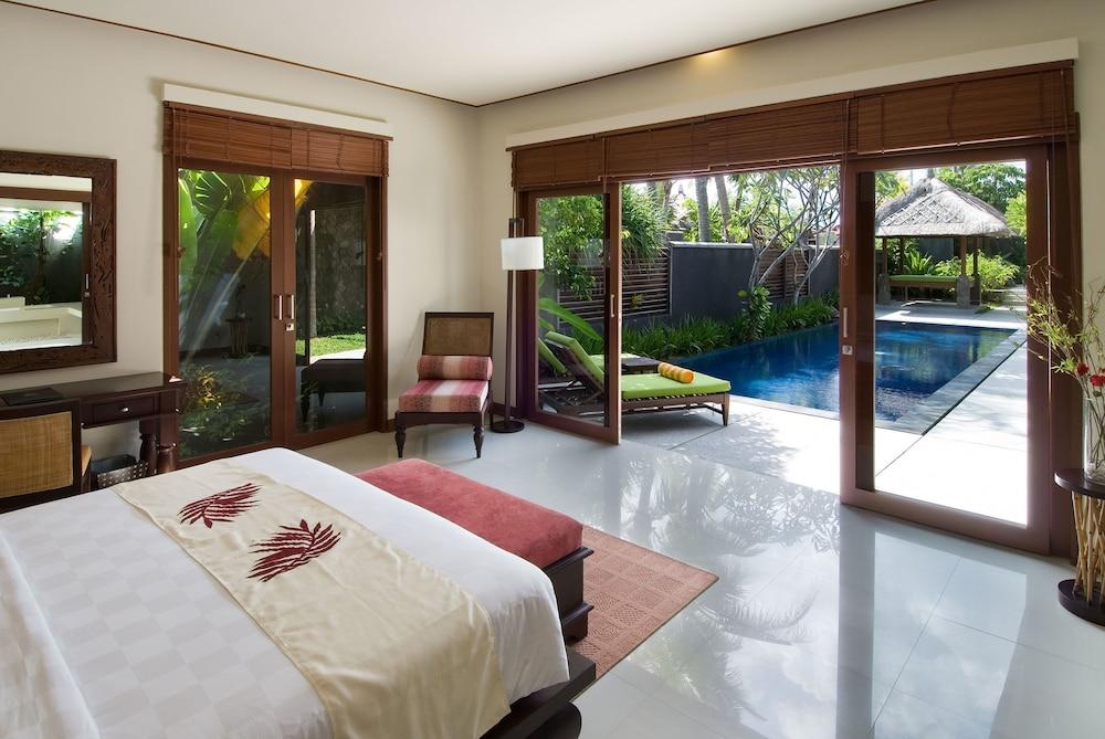 부미 링가 더 프라타마 빌라스(Bumi Linggah The Pratama Villas) Hotel Image 18 - Guestroom View