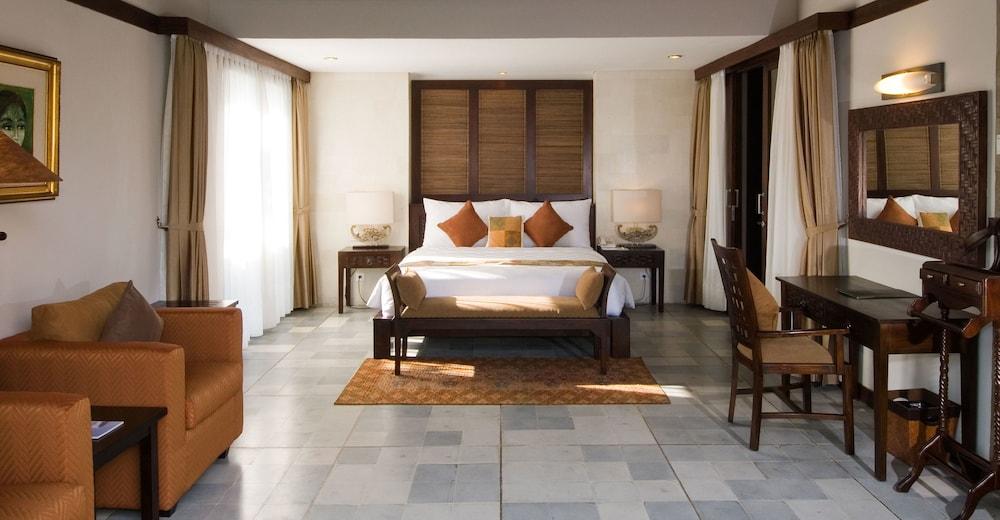 부미 링가 더 프라타마 빌라스(Bumi Linggah The Pratama Villas) Hotel Image 9 - Guestroom