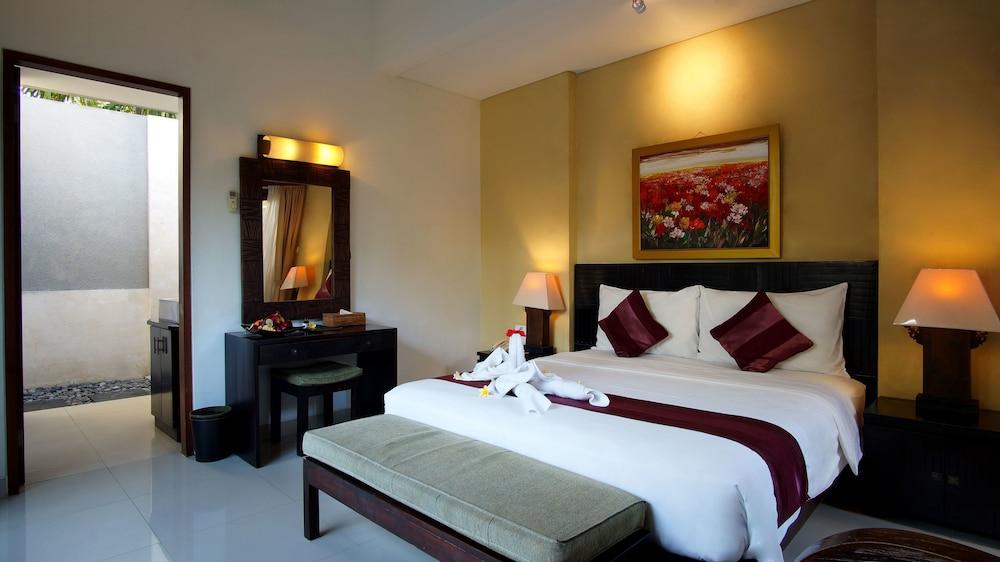 부미 링가 더 프라타마 빌라스(Bumi Linggah The Pratama Villas) Hotel Image 10 - Guestroom