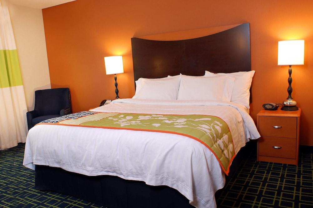 페어필드 인 & 스위트 바이 메리어트 빌밀 바인랜드(Fairfield Inn & Suites by Marriott Millville Vineland) Hotel Image 3 - Guestroom
