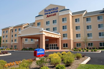 Hotel - Fairfield Inn & Suites by Marriott Millville Vineland