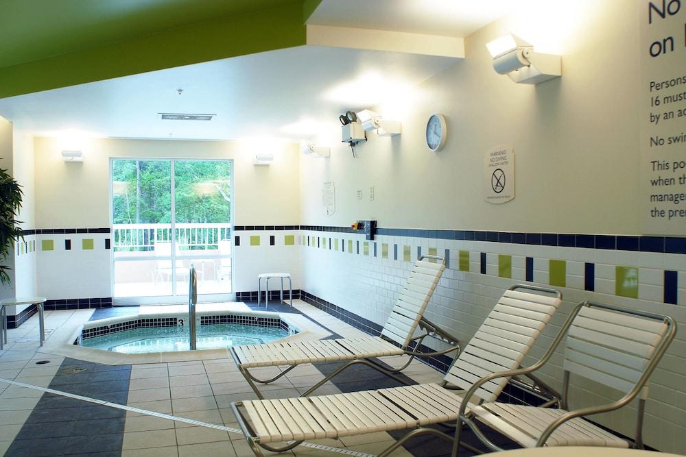 페어필드 인 & 스위트 바이 메리어트 빌밀 바인랜드(Fairfield Inn & Suites by Marriott Millville Vineland) Hotel Image 13 - Sports Facility