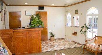 킹스 레스트 모텔(King's Rest Motel) Hotel Image 5 - Reception