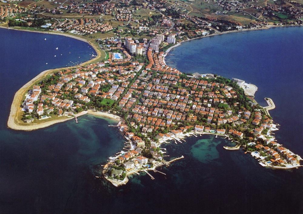 헥사고네 비즈니스 & 미팅 호텔(Hotel Hegsagone Marine Asia) Hotel Image 23 - Aerial View