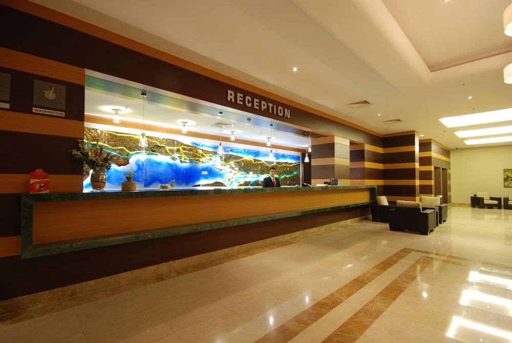 헥사고네 비즈니스 & 미팅 호텔(Hotel Hegsagone Marine Asia) Hotel Image 10 - Reception