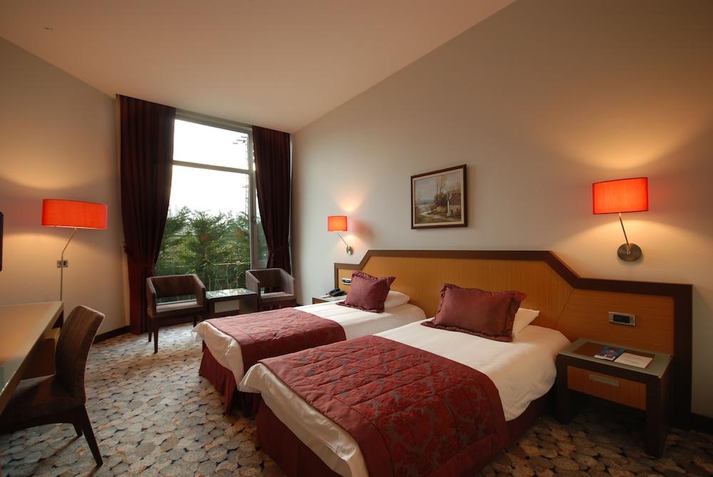 헥사고네 비즈니스 & 미팅 호텔(Hotel Hegsagone Marine Asia) Hotel Image 6 - Guestroom