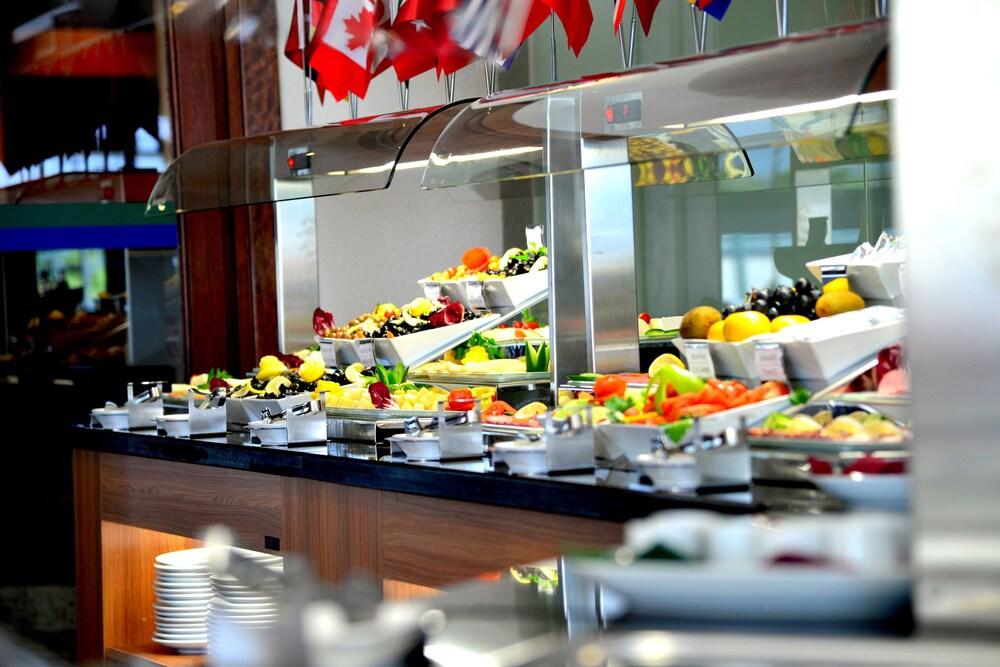 헥사고네 비즈니스 & 미팅 호텔(Hotel Hegsagone Marine Asia) Hotel Image 12 - Breakfast Area