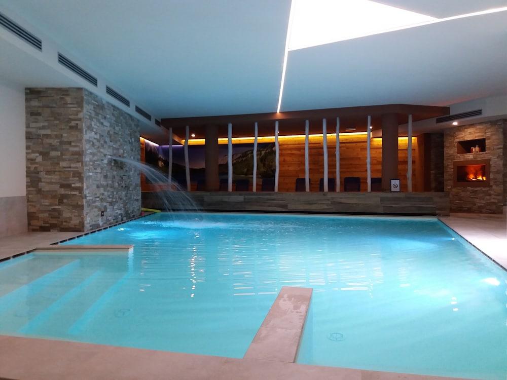 가이아 웰니스 레지던스 호텔(Gaia Wellness Residence Hotel) Hotel Image 35 - Indoor Pool