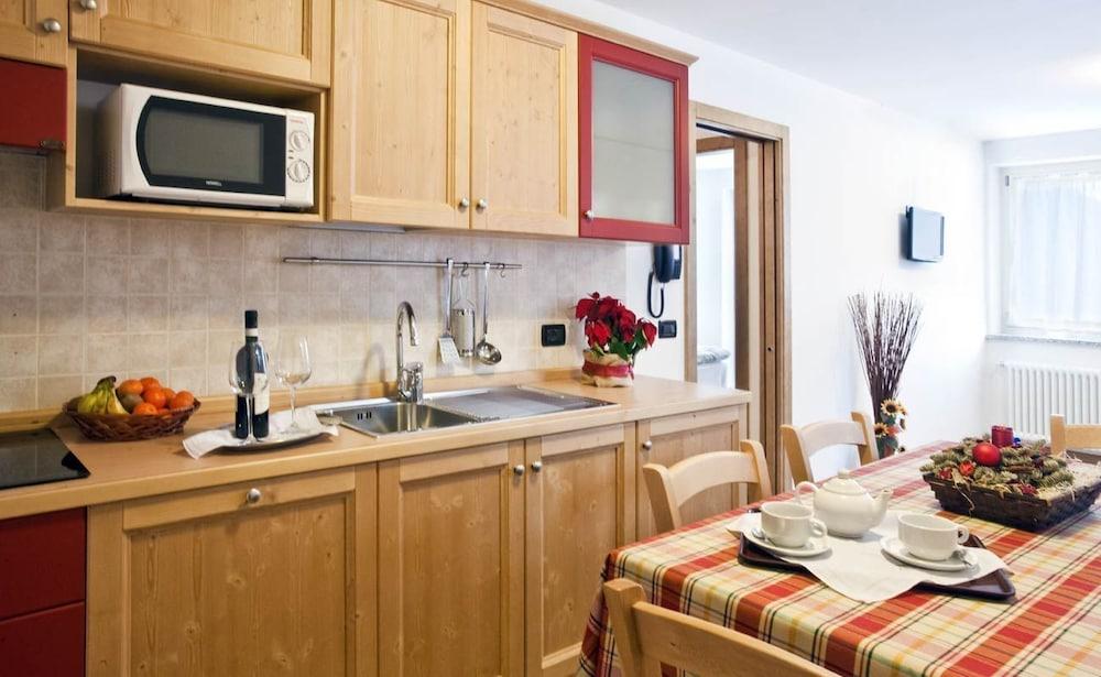 가이아 웰니스 레지던스 호텔(Gaia Wellness Residence Hotel) Hotel Image 11 - In-Room Kitchenette