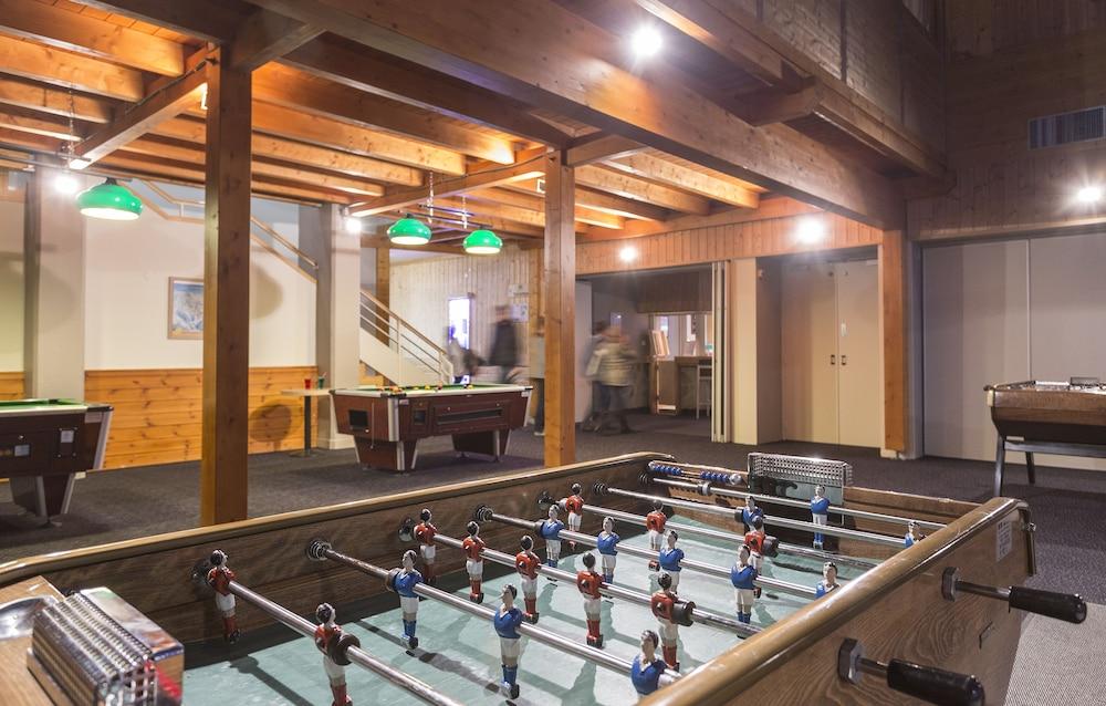 오텔 클럽 엠엠비 르 베르제(Hôtel Club mmv Les Bergers) Hotel Image 20 - Game Room