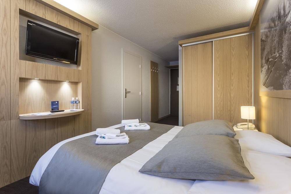 오텔 클럽 엠엠비 르 베르제(Hôtel Club mmv Les Bergers) Hotel Image 3 - Guestroom