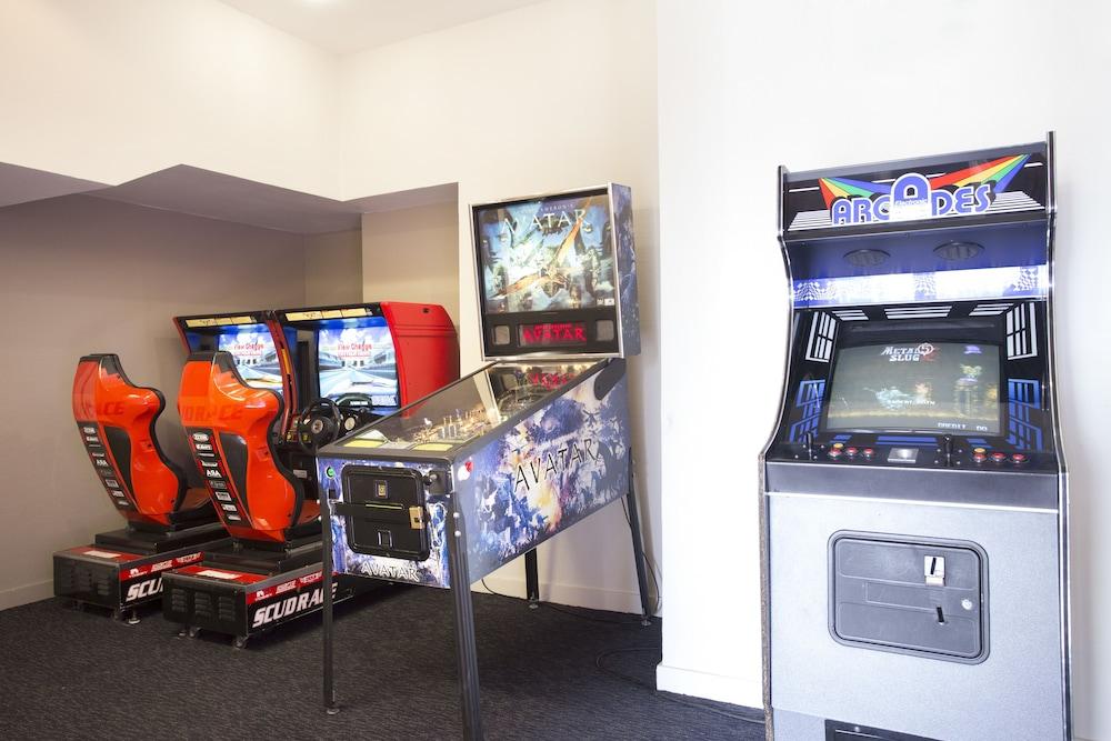 오텔 클럽 엠엠비 르 베르제(Hôtel Club mmv Les Bergers) Hotel Image 21 - Game Room
