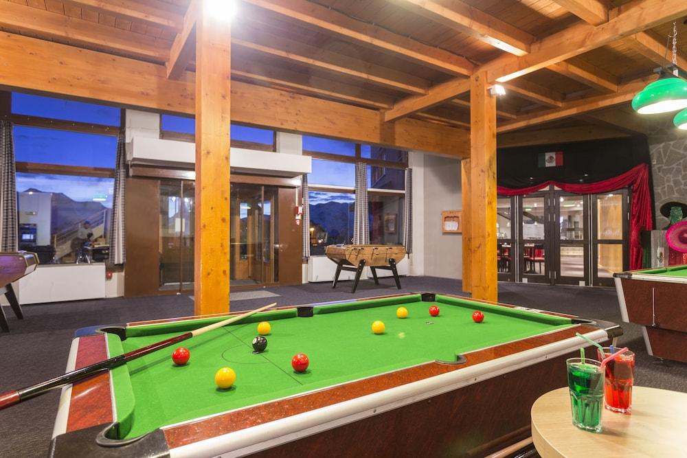 오텔 클럽 엠엠비 르 베르제(Hôtel Club mmv Les Bergers) Hotel Image 23 - Billiards