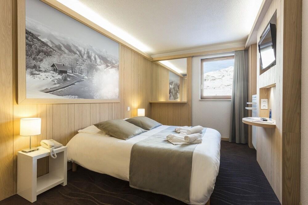 오텔 클럽 엠엠비 르 베르제(Hôtel Club mmv Les Bergers) Hotel Image 8 - Guestroom