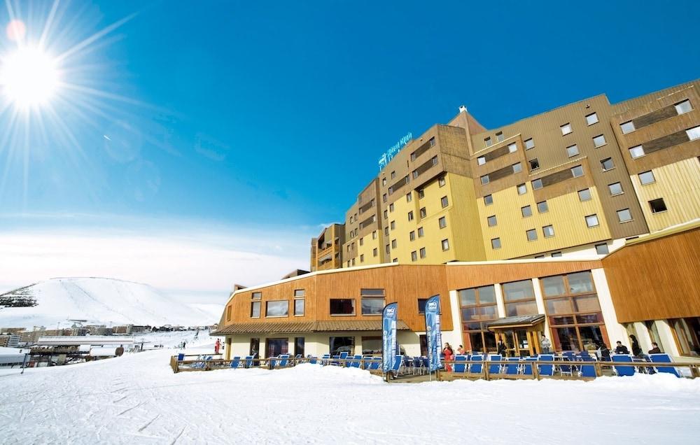 오텔 클럽 엠엠비 르 베르제(Hôtel Club mmv Les Bergers) Hotel Image 35 - Hotel Front