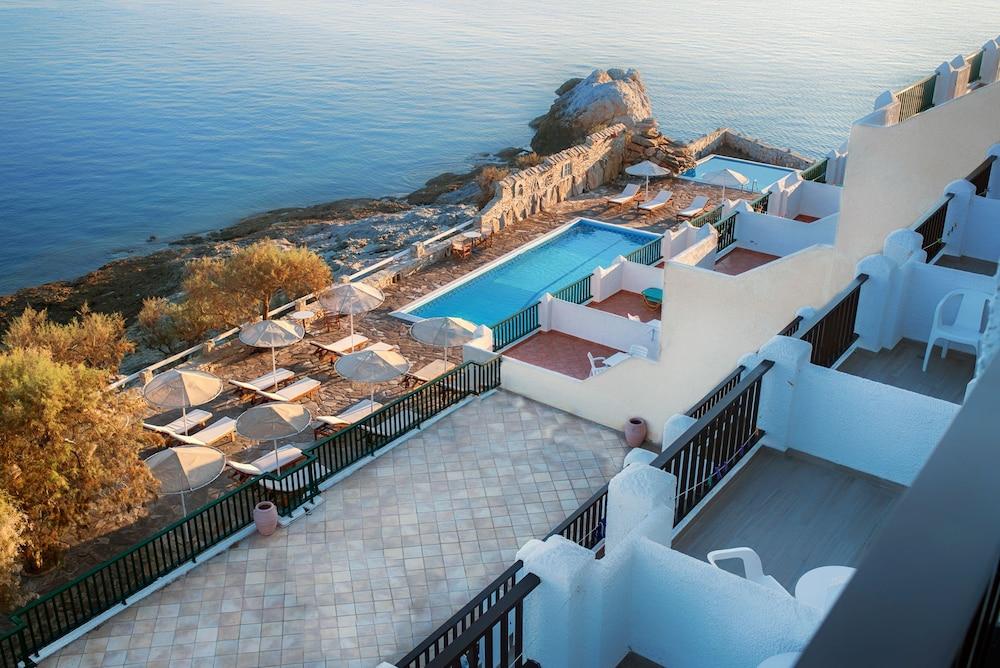 카보스 베이 호텔 & 스튜디오스(Cavos Bay Hotel and Studios) Hotel Image 64 - Aerial View