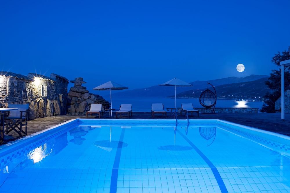 카보스 베이 호텔 & 스튜디오스(Cavos Bay Hotel and Studios) Hotel Image 27 - Infinity Pool