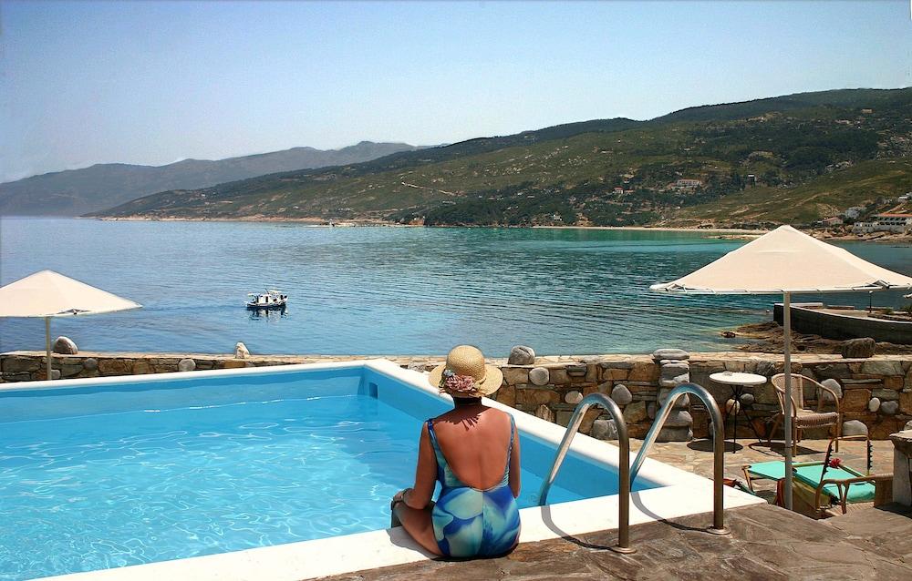 카보스 베이 호텔 & 스튜디오스(Cavos Bay Hotel and Studios) Hotel Image 21 - Outdoor Pool