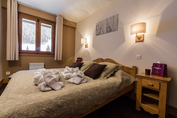 Family Apartment, 2 Bedrooms (3-5 pers)