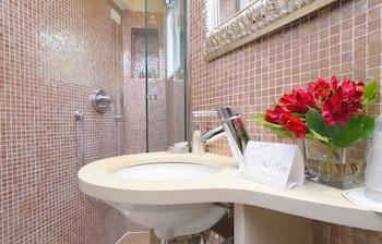 Hotel Le Isole - Bathroom  - #0