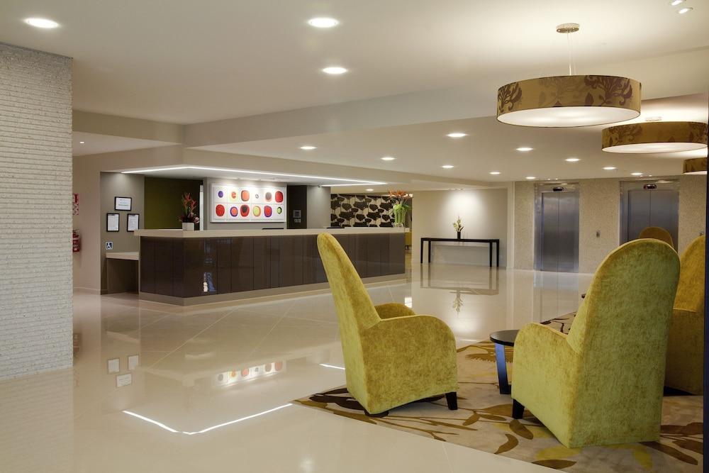 수디마 오클랜드 에어포트(Sudima Auckland Airport) Hotel Image 2 - Reception