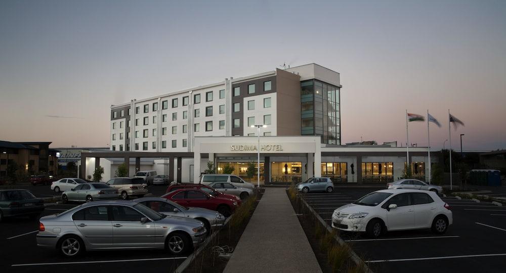수디마 오클랜드 에어포트(Sudima Auckland Airport) Hotel Image 15 - Hotel Entrance