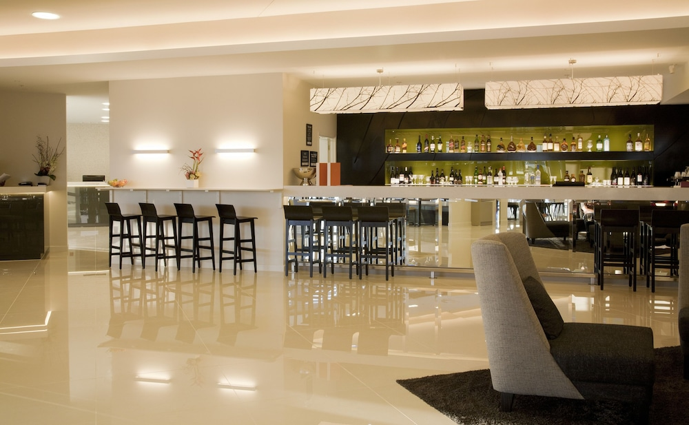 수디마 오클랜드 에어포트(Sudima Auckland Airport) Hotel Image 14 - Hotel Bar