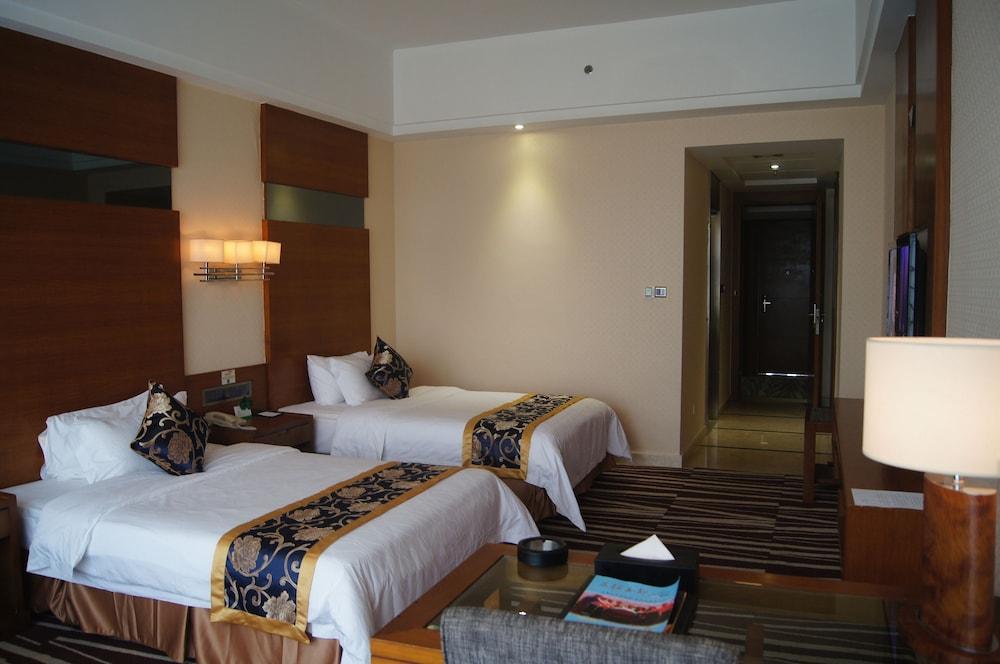산리안 호텔(Sanlian Hotel) Hotel Image 4 - Guestroom