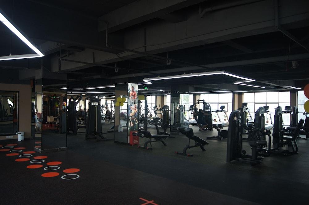 산리안 호텔(Sanlian Hotel) Hotel Image 16 - Fitness Facility
