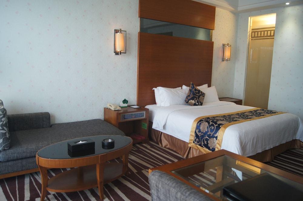 산리안 호텔(Sanlian Hotel) Hotel Image 20 - Guestroom