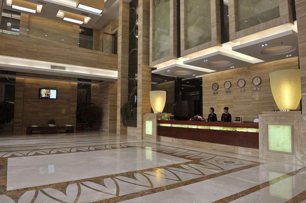 산리안 호텔(Sanlian Hotel) Hotel Image 10 - Reception