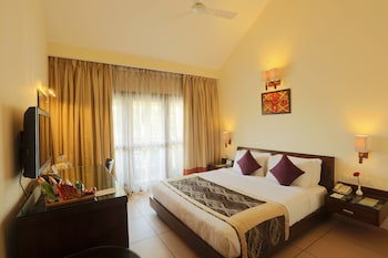 Superior Room, 1 King Bed, Resort View