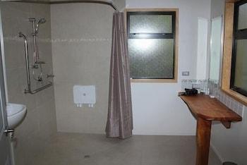 탕기아로 키위 리트리트(Tangiaro Kiwi Retreat) Hotel Image 16 - Bathroom