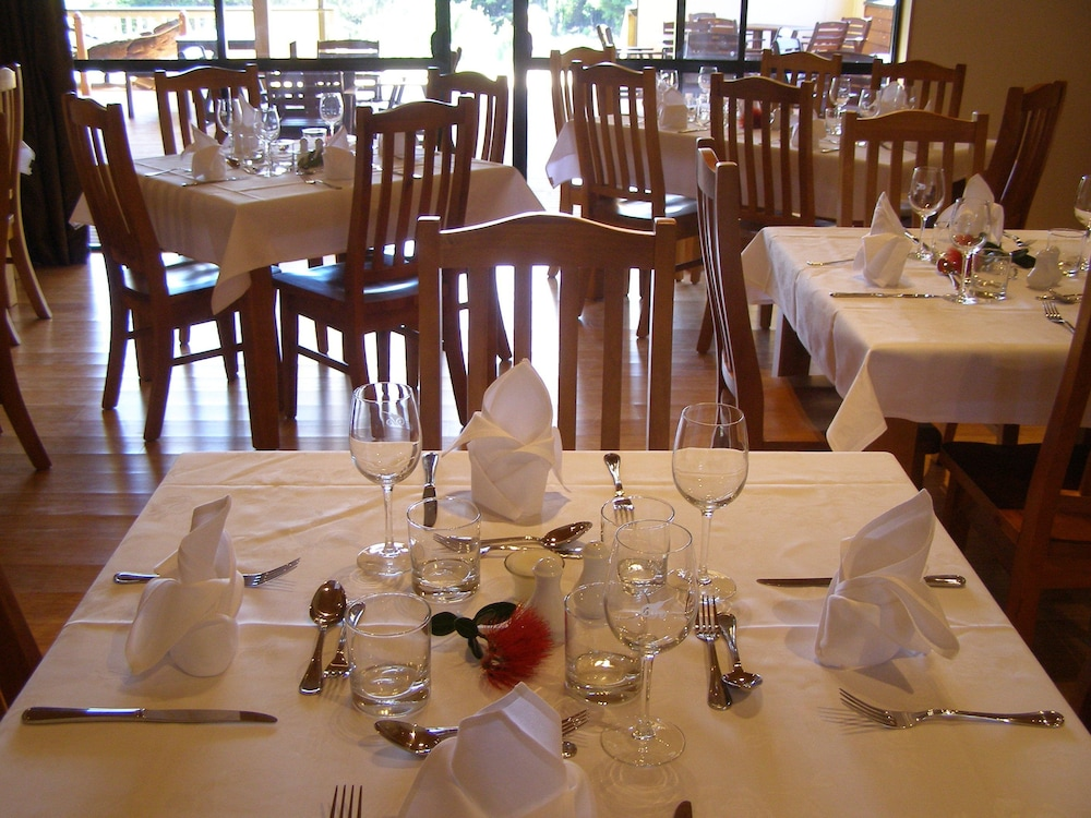 탕기아로 키위 리트리트(Tangiaro Kiwi Retreat) Hotel Image 25 - Restaurant