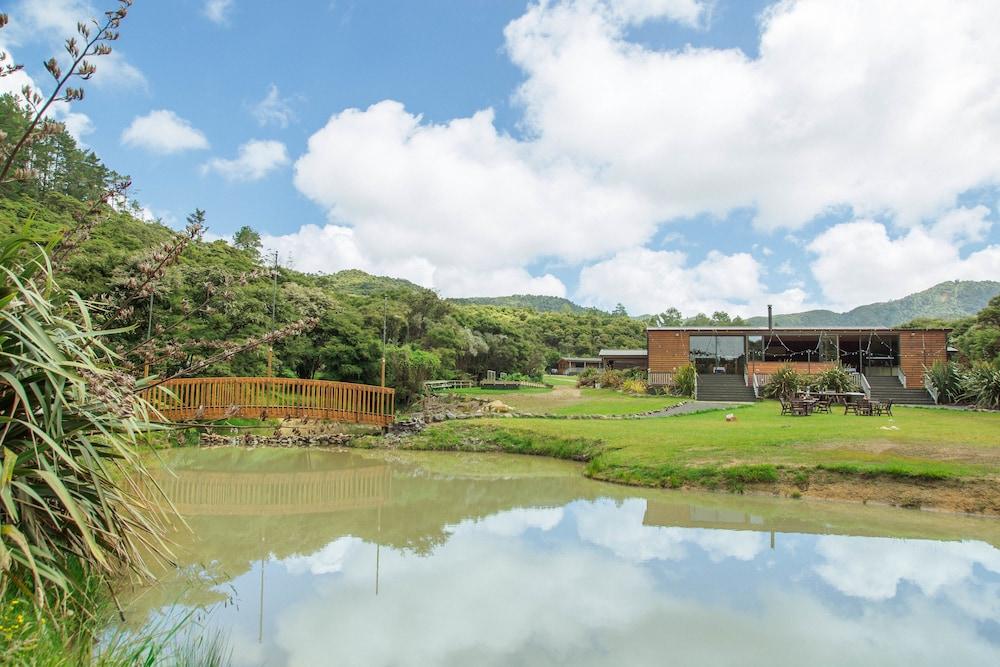 탕기아로 키위 리트리트(Tangiaro Kiwi Retreat) Hotel Image 43 - Lake