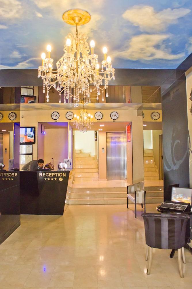 지 이그제큐티브 부티크 호텔(Z Executive Boutique Hotel) Hotel Image 1 - Lobby