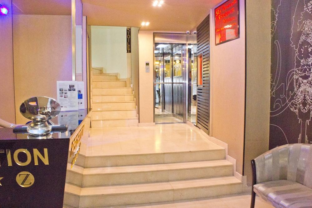 지 이그제큐티브 부티크 호텔(Z Executive Boutique Hotel) Hotel Image 49 - Staircase