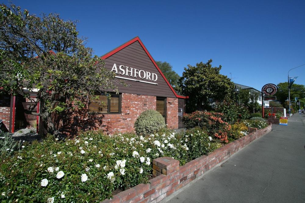 애쉬포드 모터 로지(Ashford Motor Lodge) Hotel Image 56 - Property Grounds