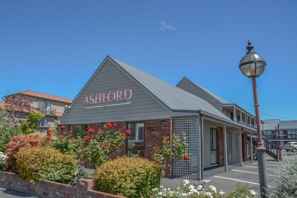 애쉬포드 모터 로지(Ashford Motor Lodge) Hotel Image 59 - Hotel Entrance