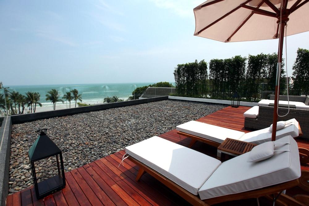 케이프 니드라 호텔 후아힌(Cape Nidhra Hotel Hua Hin) Hotel Image 56 - Sundeck