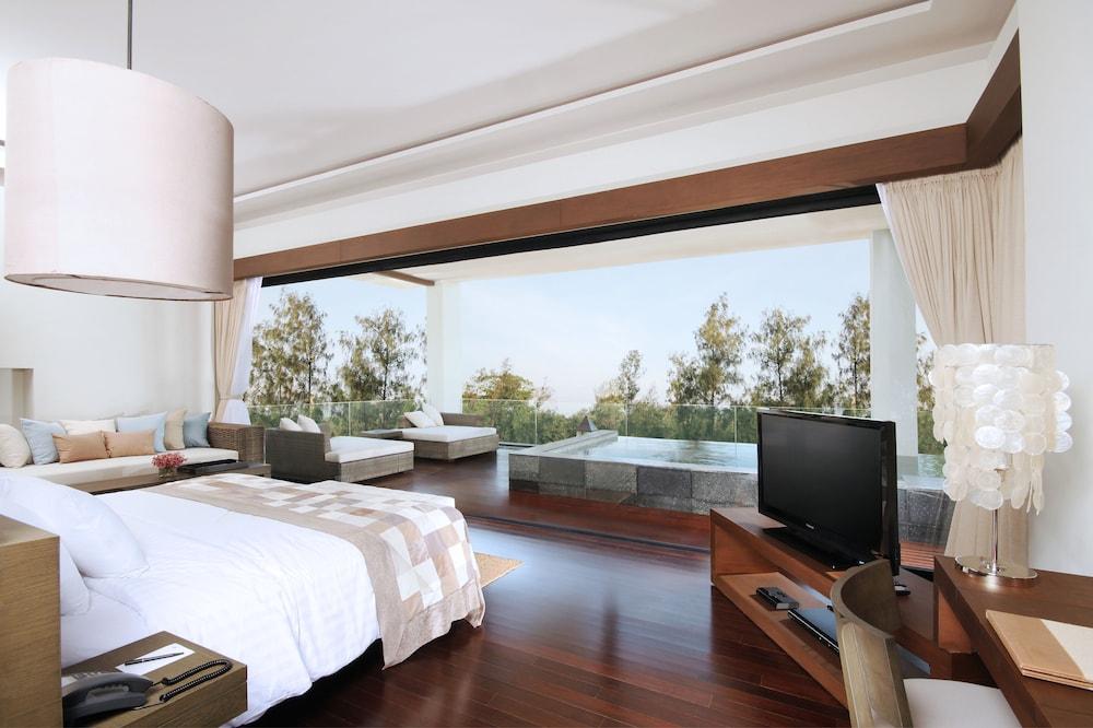 케이프 니드라 호텔 후아힌(Cape Nidhra Hotel Hua Hin) Hotel Image 20 - Guestroom View