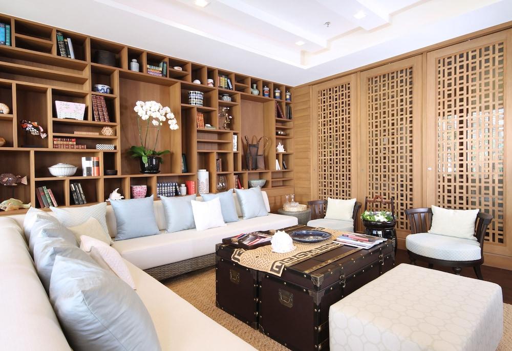 케이프 니드라 호텔 후아힌(Cape Nidhra Hotel Hua Hin) Hotel Image 17 - Living Area