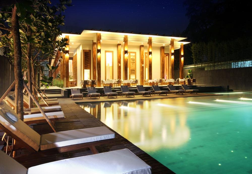 케이프 니드라 호텔 후아힌(Cape Nidhra Hotel Hua Hin) Hotel Image 30 - Outdoor Pool