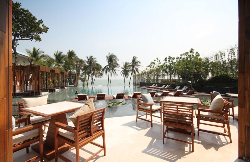 케이프 니드라 호텔 후아힌(Cape Nidhra Hotel Hua Hin) Hotel Image 43 - Poolside Bar